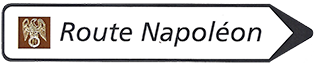 Logo label Route Napoléon
